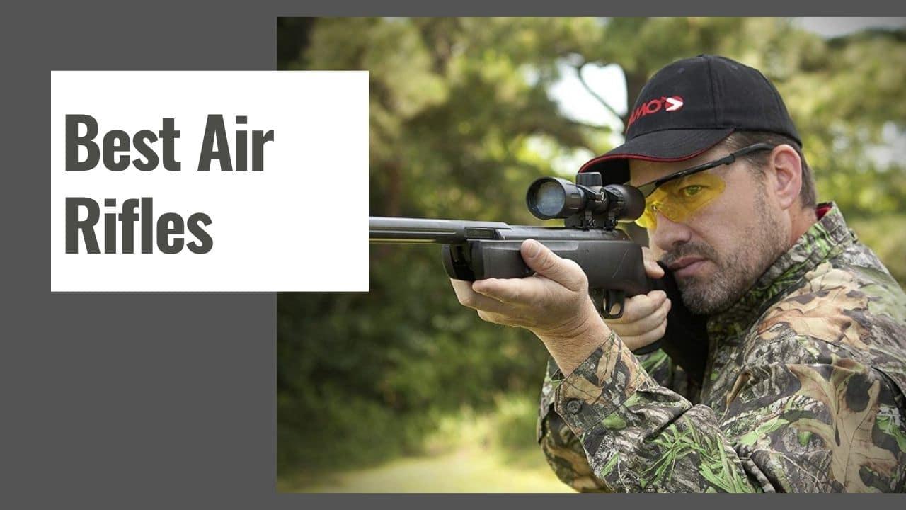 The 10 Best Air Rifles in 2021