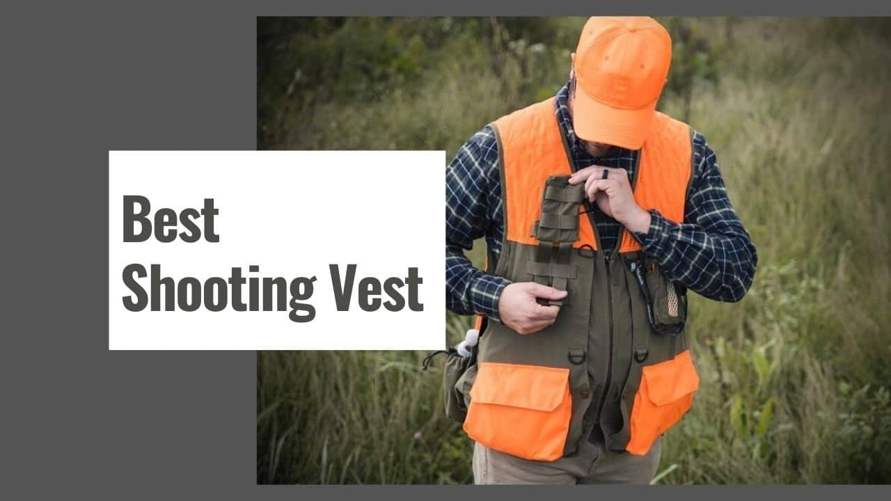 The 10 Best Shooting Vest in 2021