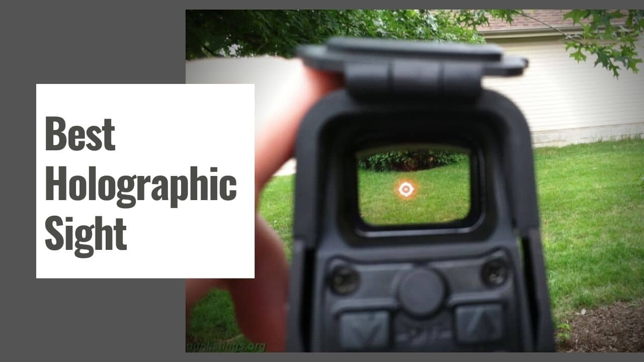 The 10 Best Holographic Sight in 2021
