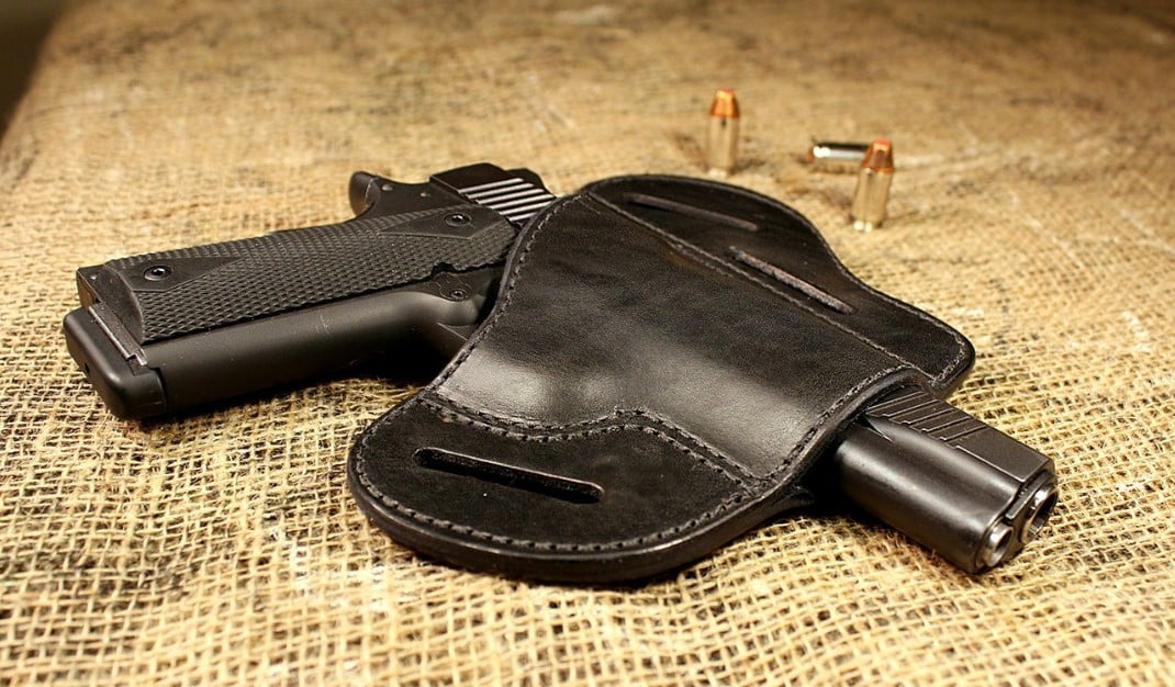 The 10 Best Leather Holster in 2021