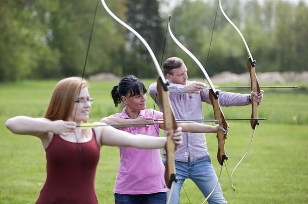 Health Benefits Of Archery