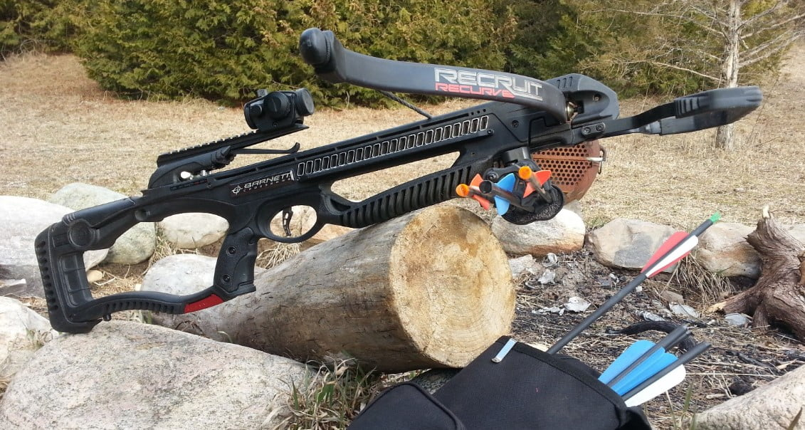 What is a Recurve Crossbow?