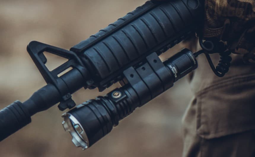 Underbarrel Flashlight – Briefly About the Important
